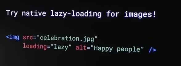Lazy Loading attribute